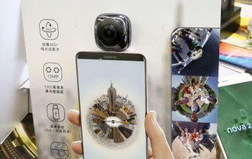【場料】華為 360 相機兩度返貨都缺貨