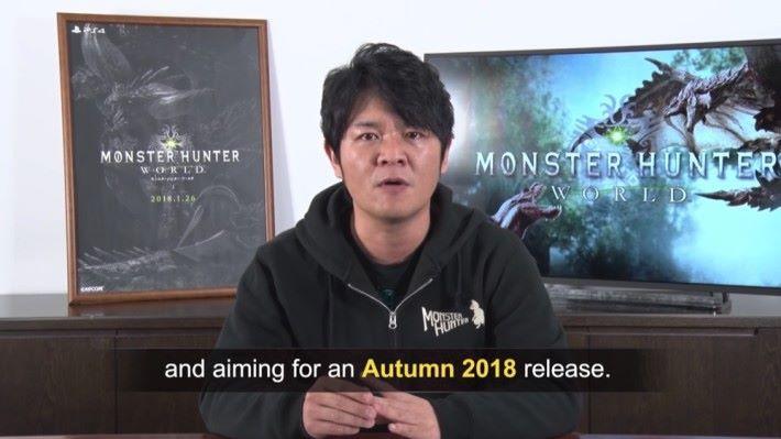 PC 版本目前只表示在歐美地區發售,有可能出現鎖區等問題。