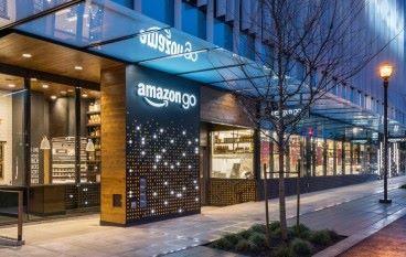 亞馬遜全自助商店 西雅圖開幕