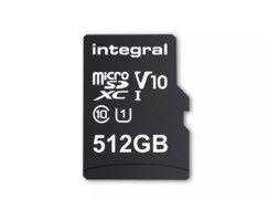 貴過買電話 Integral Memory 512GB microSD 登場