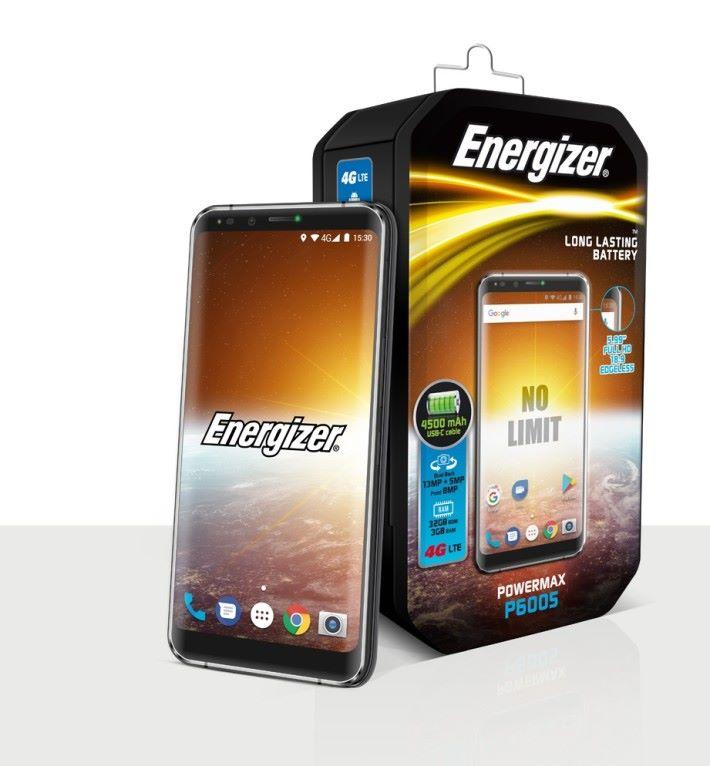 P600S 包裝盒設計與電池的包裝挺相似吧?