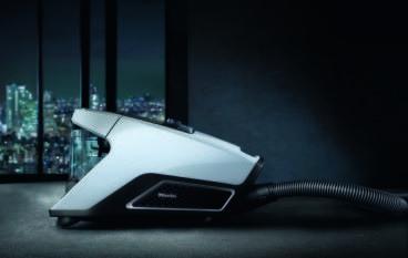 塵埃玩分流 識自動清洗的吸塵機 Miele Blizzard CX1