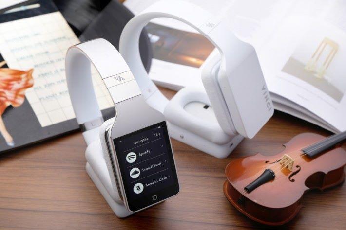 人工智能耳機 Vinci