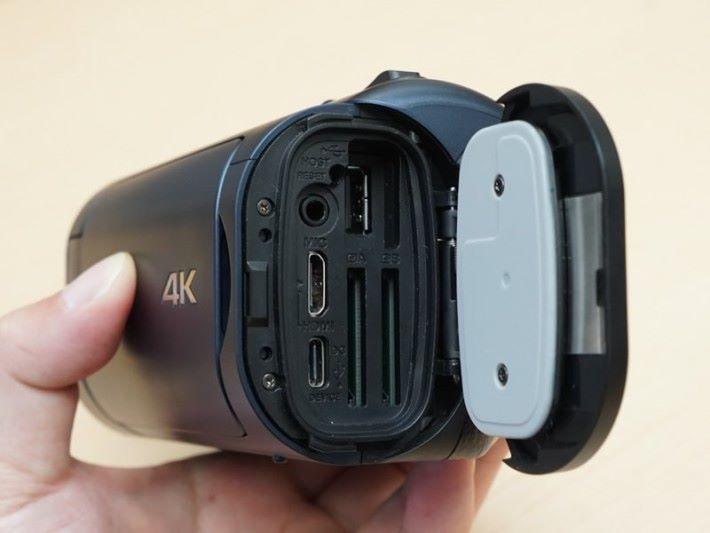 少數民用攝錄機會支援雙卡拍攝。