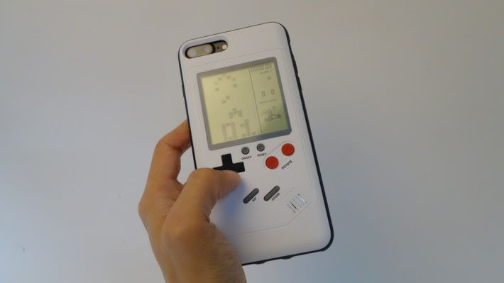 很有 Gameboy feel 的手機套