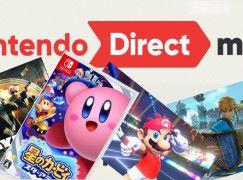 【 Nintendo Direct Mini 】Switch 18 年新作大公開!