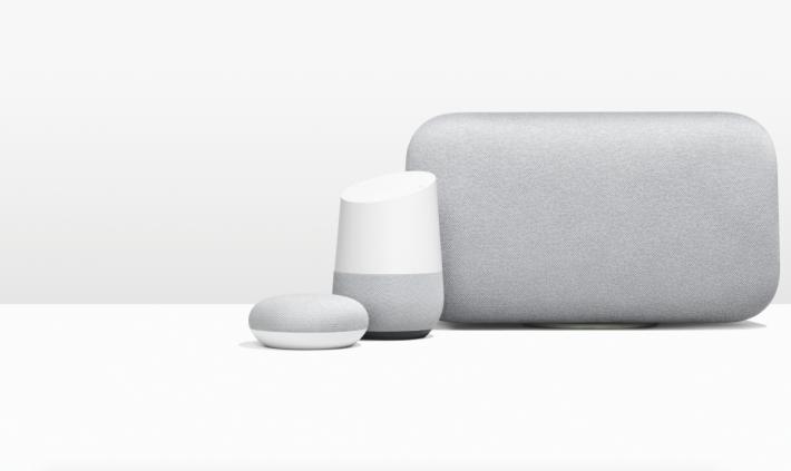 Google Home 系列賣出超過 650部。