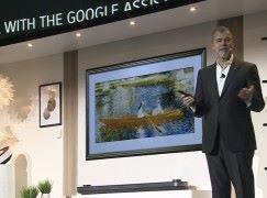 【CES 2018】 LG 讓 AI 融入家中 ThinQ 智能家電