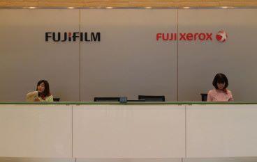 富士菲林收購 Xerox 重組富士施樂