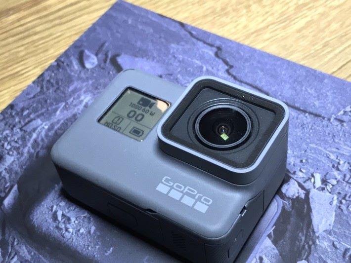 去年 9月推出的 GoPro Hero6 Black