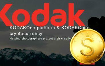 攝影師專用加密貨幣!?柯達推出 KodakCoin