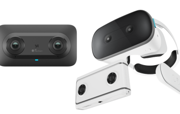 Google 與 Lenovo 及小蟻合作 推出兩款 VR180 相機