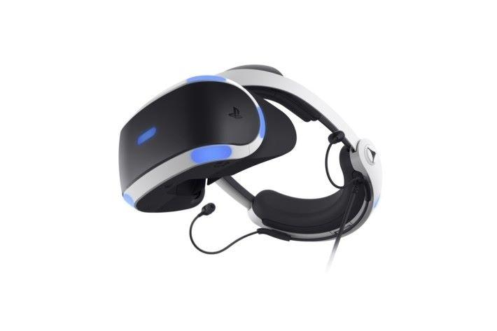 PlayStation VR CUH-ZVR2 版本把耳機與頭罩的連接簡化,遊玩時就能減少線材纏身的問題。