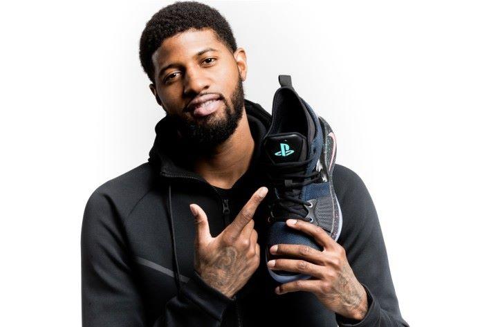 """這是繼去年的 PG 1 """"2K"""" 之後第二款 PG 冠名波鞋"""