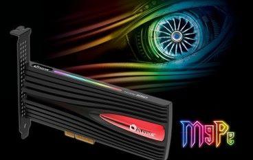 連 SSD 都有 RGB Plextor M9Pe(Y) 才色兼備