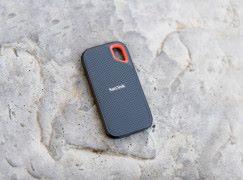 【CES 2018】附扣環掛在背包上 SanDisk Extreme Portable 防水防撞 SSD