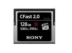 專業攝影之選 Sony全新 G系列 CFast記憶卡