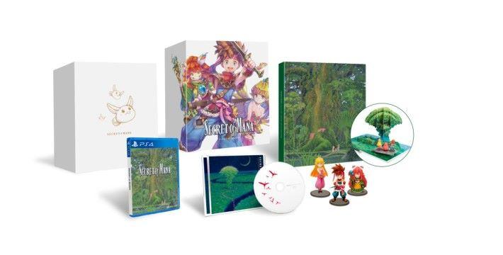 《聖劍傳說 2 Secret of Mana 》典藏版,定價 $ 988 港幣。