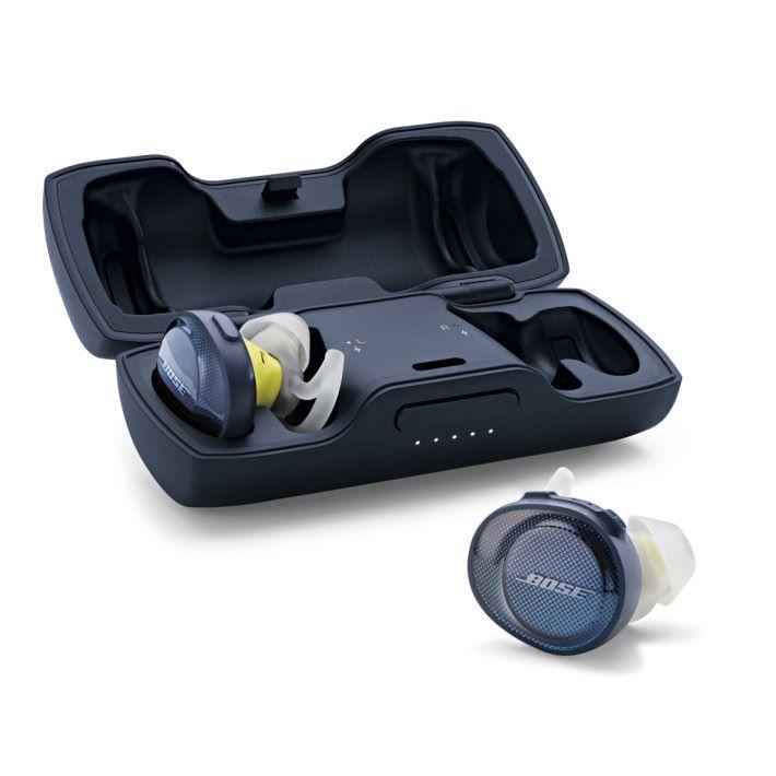 耳機內的微型聲學系統,更採用了 Bose 獨有的數碼訊號處理及音量優化 EQ技術。