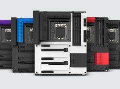 主機板界新品牌 NZXT N7 用鋁罩遮蓋整塊 PCB