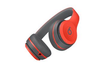 Beats Solo3 Wireless 霹靂紅應節夠搶眼