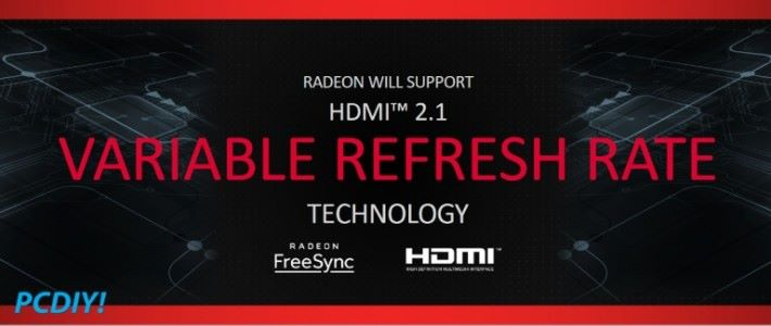 AMD 未來的驅動程式會支援 VRR。