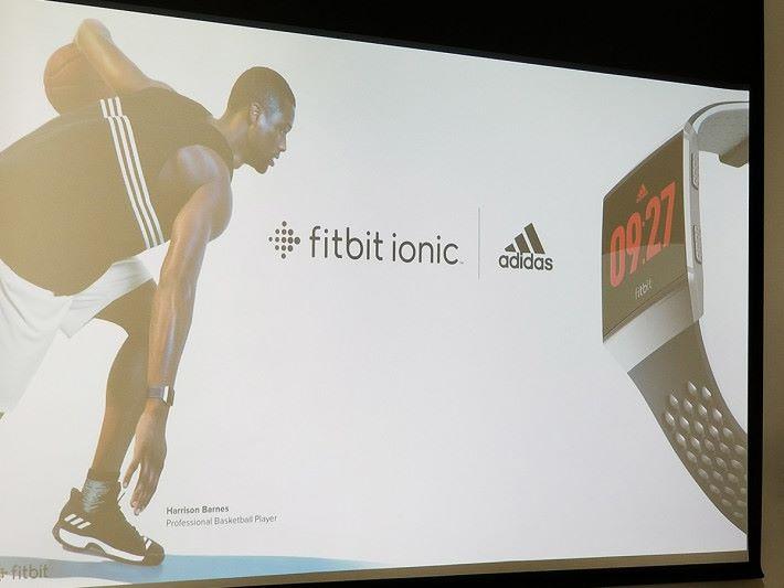 未來會聯同 Adidas 推出 Crossover 版本 Ionic。