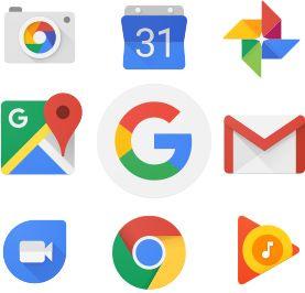 Google 應用程式會收集大量數據,並回傳至 Google 伺服器。