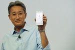 平井社長表示,在即將普及的5G 物聯網發展,智能手機將扮演重要的角色。