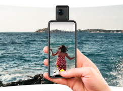 【CES 2018】Insta360 Nano S 大玩 360 度視像通話