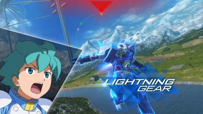 目前遊戲版本過強的「高達 AGE1 」,到底比賽會不會出現「忍者滿天飛」呢?