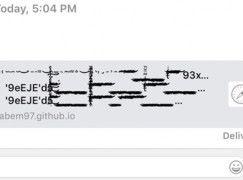Message App 揭漏洞 寄出一条连结即可瘫痪 iPhone