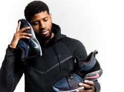 PlayStation、Nike Basketball 與 Paul George 合作出限量配色波鞋