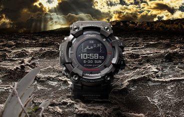 Casio G-Shock 智能腕錶新貴    RANGEMAN GPR-B1000