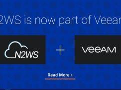 Veeam收購N2WS 增強AWS雲端保護能力