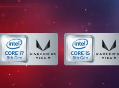 【CES 2018】AMD 內顯 Intel CPU 終面世 顯示效能媲美 GTX 1060