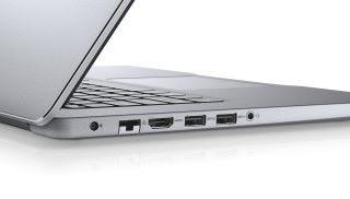 有充足的連接介面,包括LAN及HDMI接口。