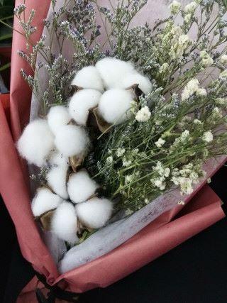 木棉乾花束