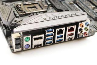提供多個 USB 連接,並包含 USB 3.1 Type-C。