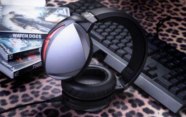試玩 ASUS ROG Strix Fusion 300 7.1ch 環繞聲效耳機