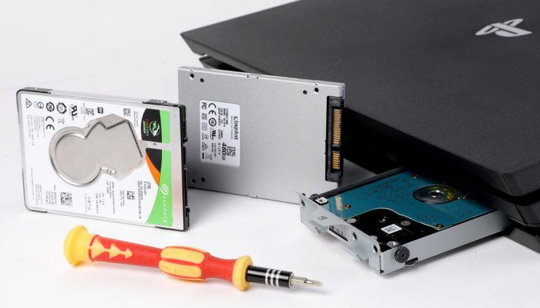【實試】PS4 Pro 升級 SSHD、SSD 效能有幾快?