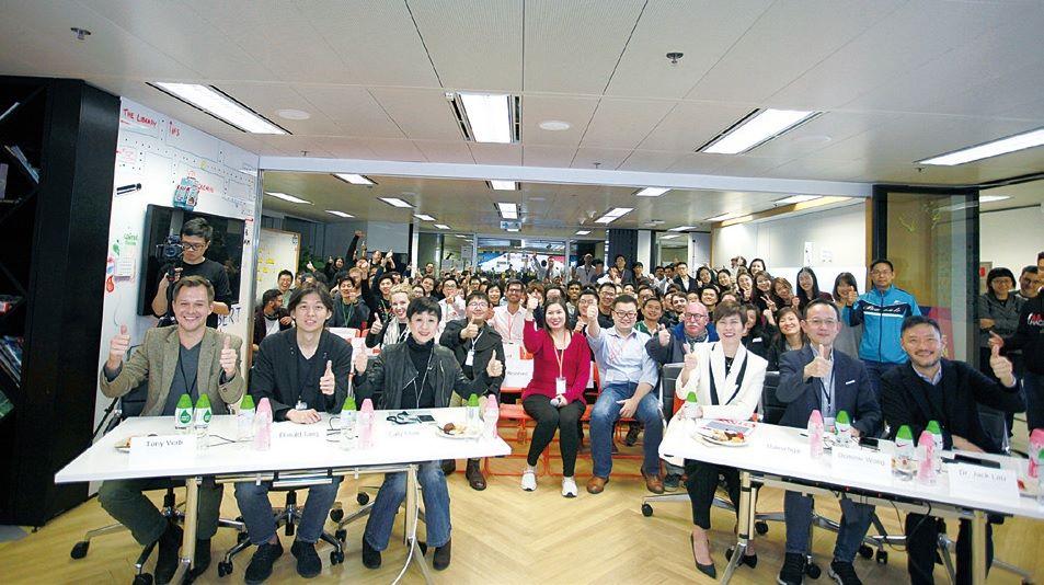 作為傳統的零售商舉辦大數據 Hackathon 確是很大突破,倪文玲期望透過活動發掘精英,也提升專才對零售業的興趣。