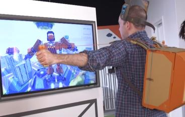 紐約 Nintendo Labo 試玩會 創客大展所長