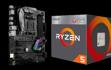 Ryzen 2000 系列 APU 主機板支援型號大集合