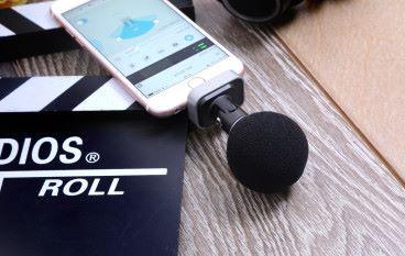 加推錄片 App 電話配 Shure MOTIV MV88 收音咪變專業攝影