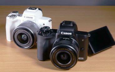 【 Canon 新品率先睇】 4K 無反 M50 及智能閃燈 470EX-AI