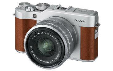Fujifilm 入門反芒無反 X-A5 新增 4K 拍片功能