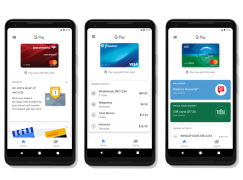 Android Pay 改名 Google Pay Google 電子錢包改名 Google Pay Send