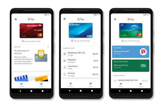 Android Pay 改名 Google Pay Google 電子錢包改名 Google Pay Send