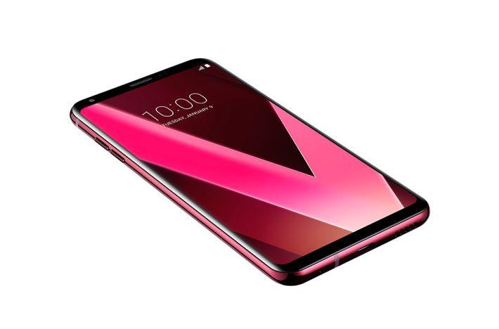 LG 將發表配備 LG Lens 的新版本 V30s